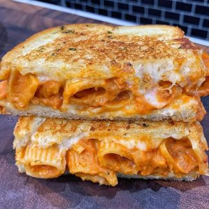 Logans grilled cheese